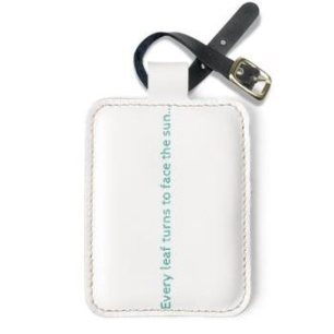 Leather Luggage Tags preview